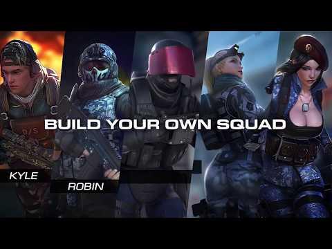 Combat Squad - Online FPS Video
