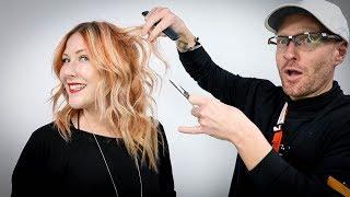 LIVE Long Layered Haircut Demo With Paul Mitchell Educator Ryan Belmonte @hashtagrunechi
