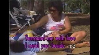 Hawaiian Karaoke - Surround Me With Love