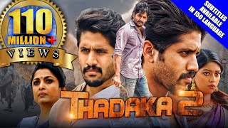 Thadaka 2 (Shailaja Reddy Alludu) 2019 New Released Hindi Dubbed Full Movie