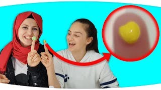 EN KÜÇÜK SLİME | Mini Slime , İSTEK VİDEO | DIY - MAKING MINI SLIME