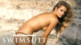 Kate Bock Goes Bare & Shows Off Her Wet T-Shirt In Malta | Intimates | Sports Illustrated Swimsuit