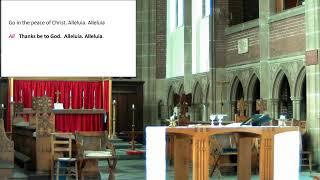 St Andrew's Church Parish Eucharist for Pentecost Sunday 23rd May 2021 – 10.00am
