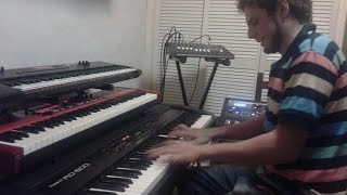 Rock & pop of all time! 49 Famous songs keyboard medley
