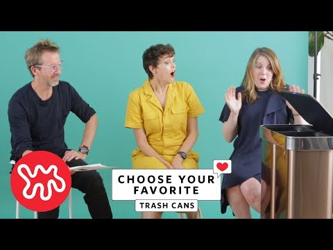 , title : 'Trash Cans | Choose Your Favorite