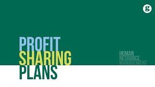 Profit Sharing Plans