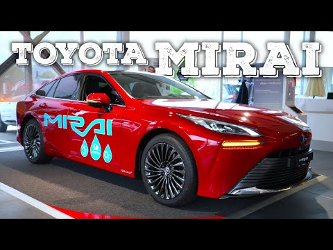 New Toyota Mirai Hydrogen Car 2021 | Another option for the future