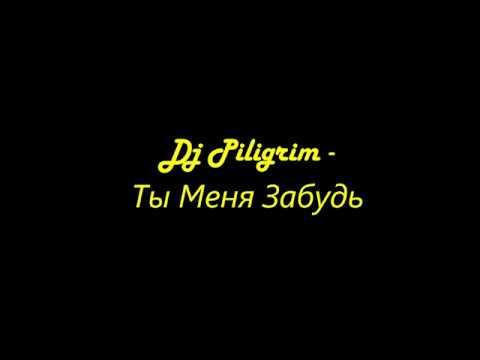 Dj Piligrim   Ты меня забудь, ты меня прости (LYRICS СЛОВА)