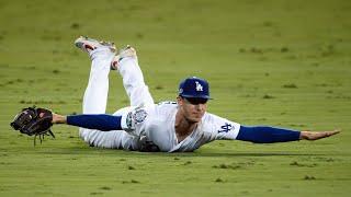 MLB Gravity Defying Catches