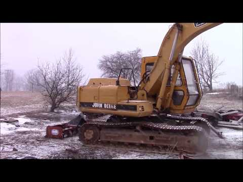 71cc Holzfforma G372XP Chainsaw First Cuts - смотреть онлайн