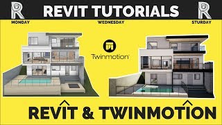 Twinmotion and Revit link