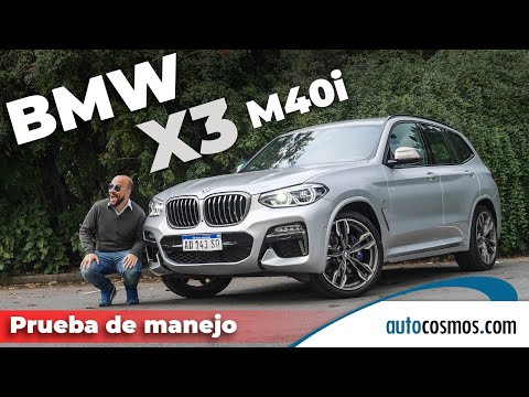 Test Drive BMW X3 M40i Performance