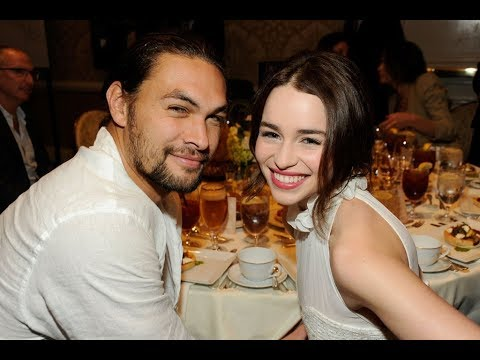 Jason Momoa and Emilia Clarke's Cutest Friendship Moments