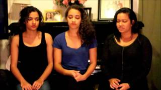 Wade in the Water Eva Cassidy (cover)- The Peguero Sisters
