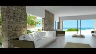Urbanización Cala Conta   Vivienda Tipo 3   33 Casas Para Sumergirse En  Ibiza