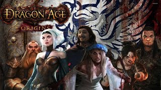 [18+] Шон играет в Dragon Age: Origins - СТРИМ 3 (PC, 2009)