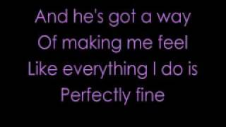 Hannah Montana / Miley Cyrus - He Could Be The One (lyrics)