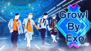 Just Dance | Exo - Growl | Kpop