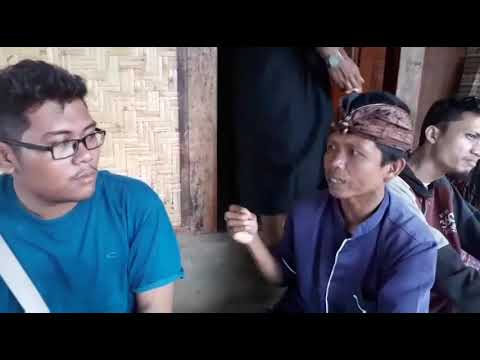 Suku Sasak Sade Lombok !