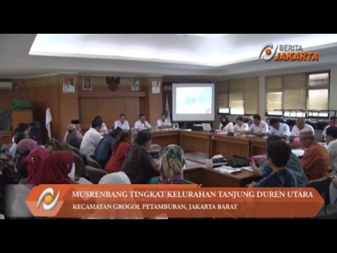 Musrenbang di Tanjung Duren Utara Hasilkan 61 Usulan