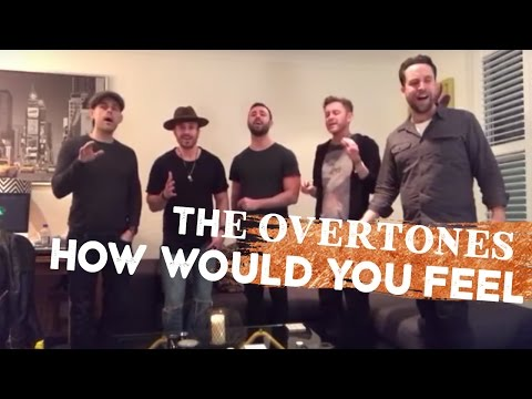 Ed Sheeran & Lionel Richie - How Would You Feel (Paean) x Easy | The Overtones Cover Mashup (видео)