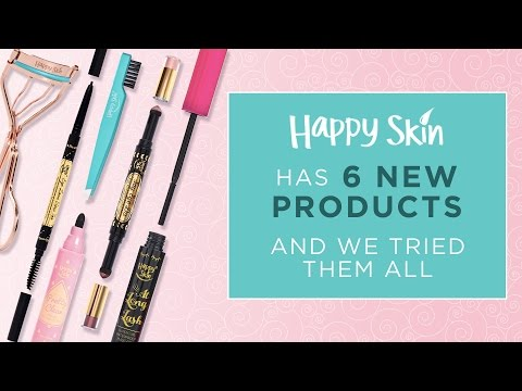 Happy Skin has 6 New Products and We Tried Them All | BeautyMNL
