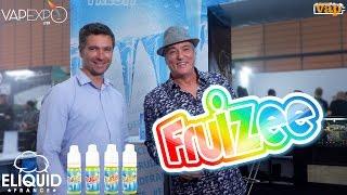 FRUIZEE, la nouvelle gamme de 4 liquides fruités et frais de ELIQUID FRANCE