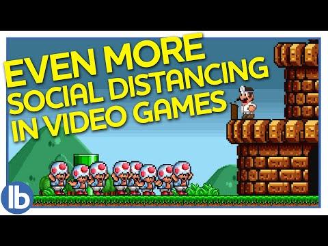 Sociální izolace ve hrách 3 - Dorkly Bits