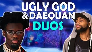 UGLY GOD AND DAEQUAN PLAY FORTNITE - (Fortnite Battle Royale)