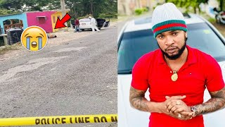 Breaking!!!!! Dancehall Artiste Kashmar S - 0t And K!  ed In Clarendon While Coming From River