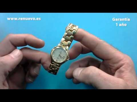 Reloj FESTINA de oro de segunda mano E221166