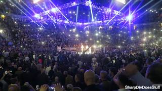 THE BEST ATMOSPHERE IN BOXING?! Carl Frampton Vs Scott Quigg   CROWD HIGHLIGHTS