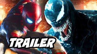 Spider-Man PS4 Trailer - Spider-Man vs Green Goblin and Venom News