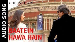 Batein Hawa Hain | Full AudioSong | Cheeni Kum | Amitabh