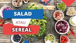 Tes Kepribadian - Pilih Salad Buah atau Sereal untuk Sarapan? Tunjukkan Karakterdari Pilihanmu