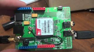 Adafruit FONA 800 Shield - Voice/Data Cellular GSM for
