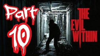 ► Evil Within | #10 | Jáma z Minecraftu | CZ Lets Play / Gameplay [1080p] [PC]