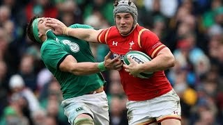 Rugby's Best Bumps and Huge Handoffs!