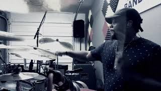 CHRIS BROWN- BITE MY TONGUE (DRUM COVER) MARCUS THOMAS