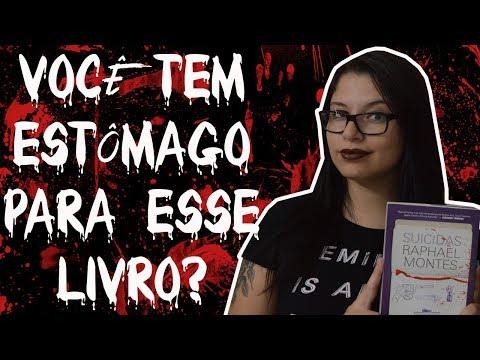 RESENHA + SORTEIO - Suicidas, de Raphael Montes ? Sexta Literária