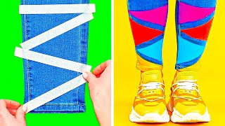 21 SIMPLE DIY CLOTHING IDEAS FOR BEGINNERS