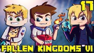 FALLEN KINGDOMS VI #17 : DUEL AVEC L