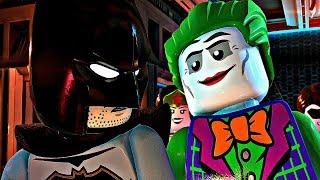 LEGO DC SUPER VILLAINS - Joker Annoys Batman