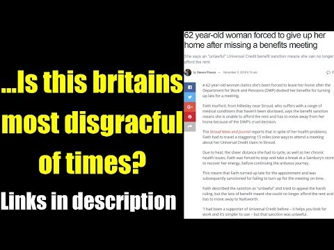 ...Is this britains most disgraceful of times?