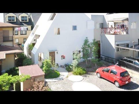 Japonya'daki Küçük Evler