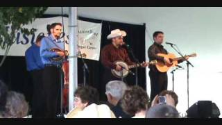 """Surefire Bluegrass Band performs """"Sweet Carrie"""" at the MusicFest 2009 in Sugar Grove, North Carolina"""