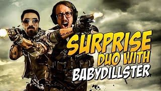 BOBBY & BABY DILLSTER BACK IN ACTION - BLACKOUT DUOS!!!