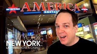 Where to Eat at New York New York Las Vegas