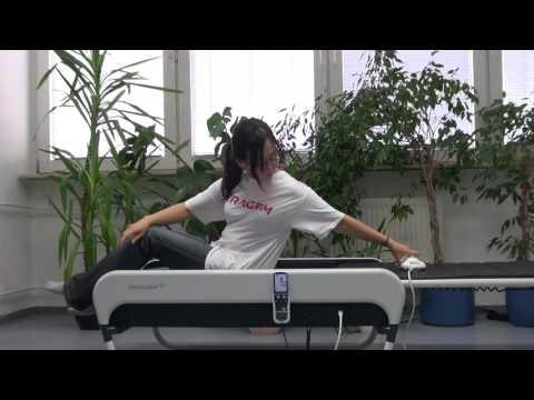 Als den Schmerz der Muskeln des Rückens abzunehmen