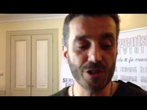 Intervista a Daniele Silvestri a Sanremo 2013